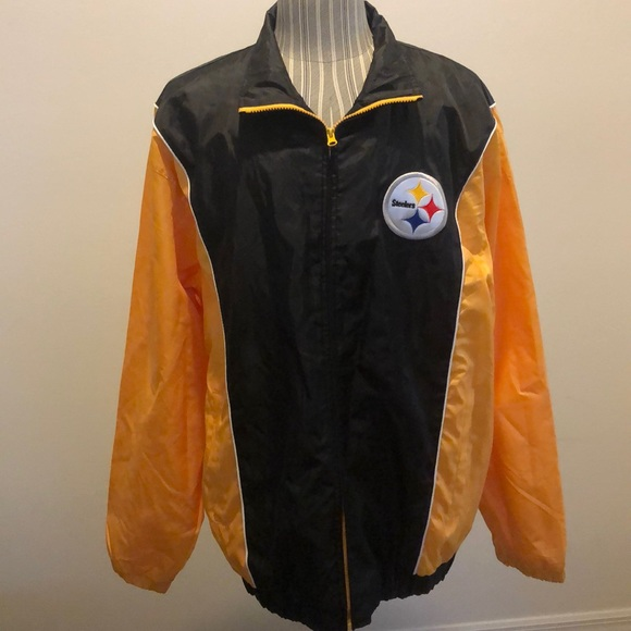 a97f1650c NFL Jackets & Coats | Pittsburgh Steelers Jacket Windbreakerrain ...